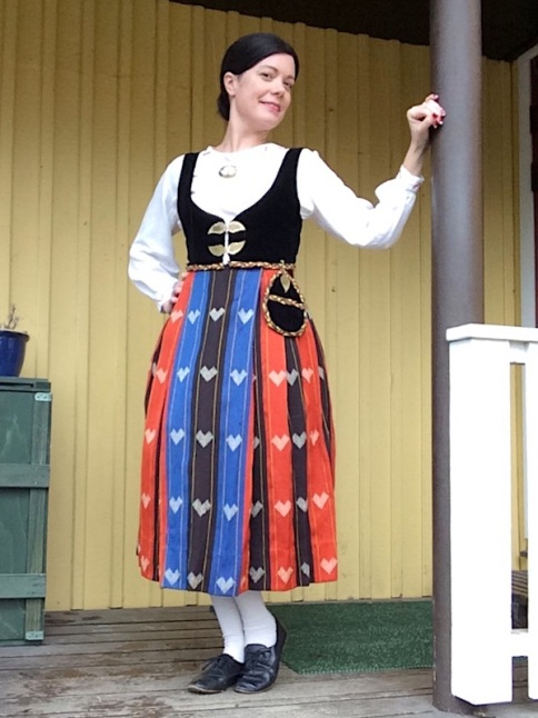 Alavuden kuoropuku Alavus choir dress