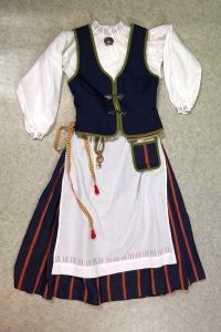 Koillismaan kansallispuku Koillismaa national costume