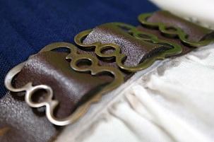 Pyhäjärven kansallispuku Pyhäjärvi national costume