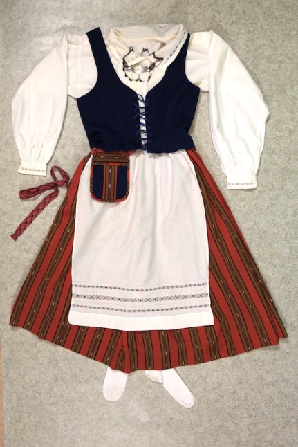 Someron kansallispuku Somero national costume