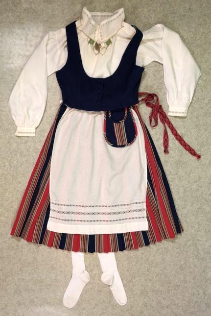 Tammelan kansallispuku Tammela national costume