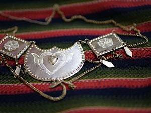 Pälkäneen kansallispuku Pälkäne folkdräkt Pälkäne national costume