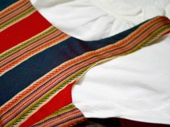 Sääksmäen kansallispuku Sääksmäki national costume
