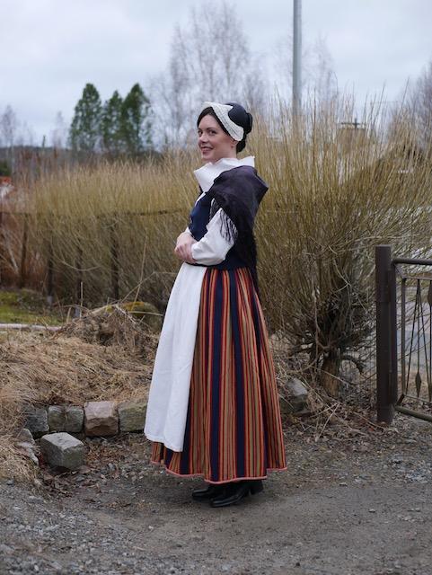 Keski-Suomen kansallispuku