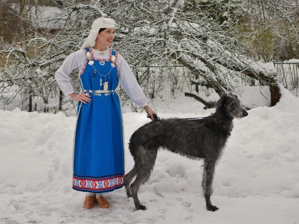 Aino-puku Aino costume