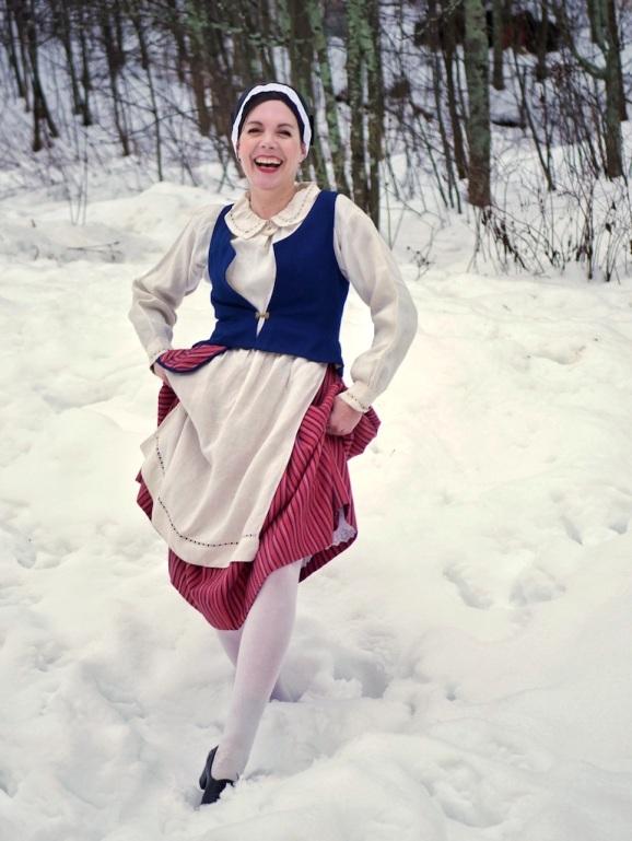 Suur-Savon kansallispuku Suur-Savo national costume
