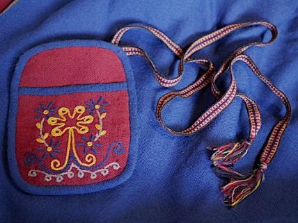 Halikon kansallispuku Halikko folkdräkt Halikko national costume