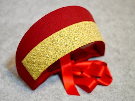 Raja-Karjalan kansallispuku Raja-Karjala national costume