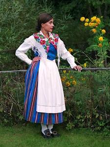 Uusikaarlepyyn maalaiskunnan (Nykarleby landskommun) puku