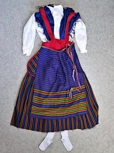 Kruunupyyn kansallispuku Kronoby folkdräkt