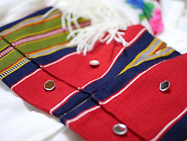 Maksamaan kansallispuku Maxmo folkdräkt Maxmo national costume