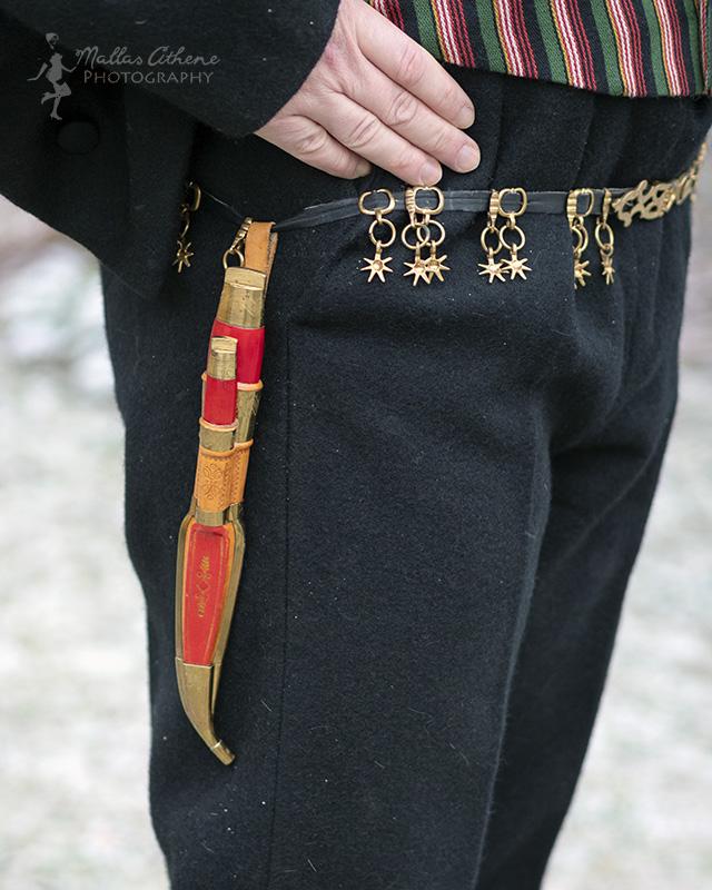 Karstulan kansallispuku Karstula national costume